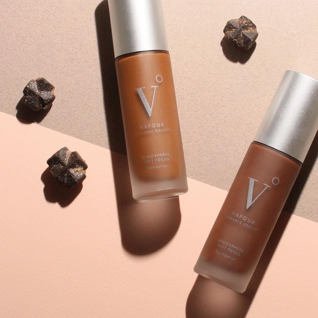 Vapour cosmetique bio