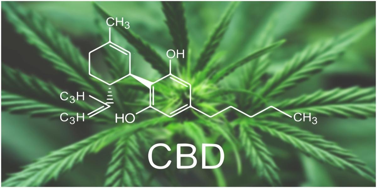 composant cannabis